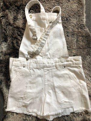 Pimkie Bib Shorts white