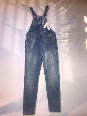Esprit Salopette en jeans multicolore