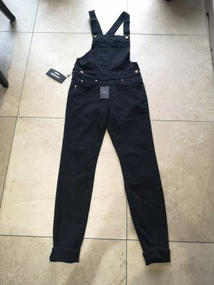 DR DENIM JEANSMAKERS Overall zwart
