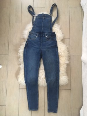 H&M Overall donkerblauw