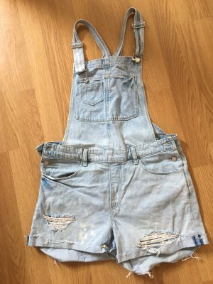 H&M Divided Overall azuur