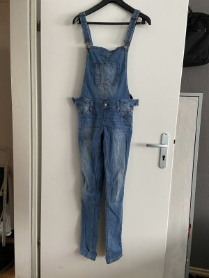 bonobo jeans Bib Denim blue