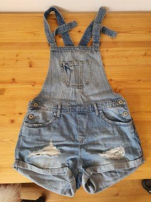 Latzhose Shorts