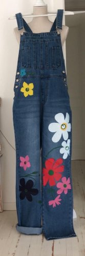 Dungarees multicolored