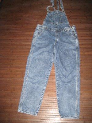 Topshop Jeans met bovenstuk lichtblauw-blauw