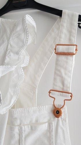 H&M Peto blanco puro