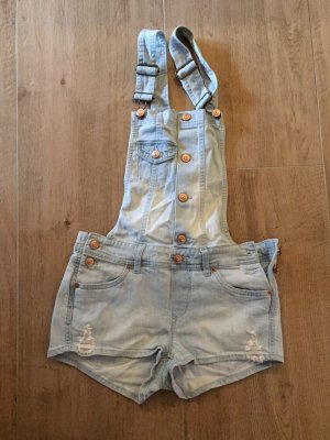 H&M Jeans met bovenstuk azuur