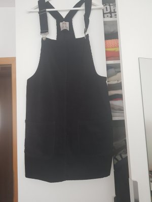 Primark Pinafore Overall Skirt black