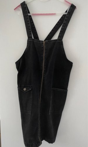 Asos Jeansowa sukienka czarny