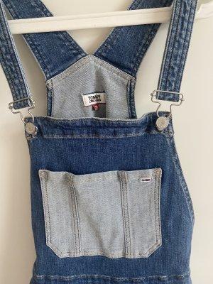 Tommy Hilfiger Robe en jean bleu acier-bleu azur