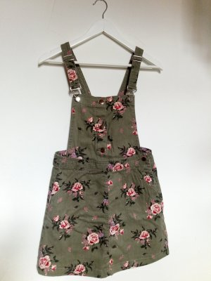 H&M Pinafore Overall Skirt multicolored