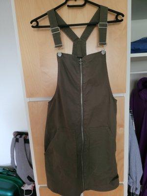FB Sister Salopette-jupe gris vert