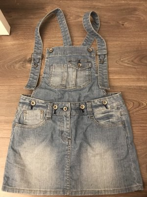 Latzrock aus Jeans