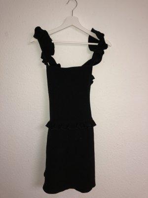Mango Overgooier overall rok zwart