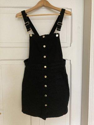 H&M Divided Salopette-jupe noir