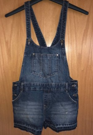 C&A Overall donkerblauw Denim