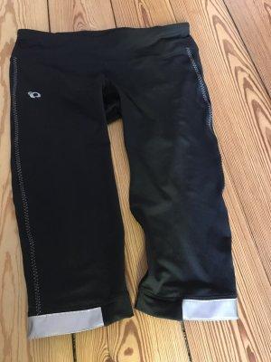 Pearl izumi Pantalone Capri nero-argento