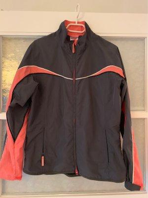 Odlo Sports Jacket pink-grey