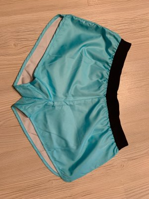 Iris & Lilly Trackies black-turquoise