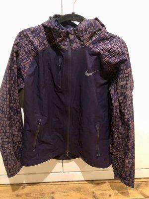 Nike Sports Jacket dark violet