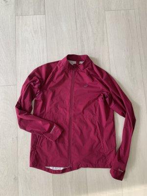 Asics Sports Jacket blackberry-red-raspberry-red