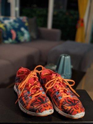 Laufschuhe Nike neon