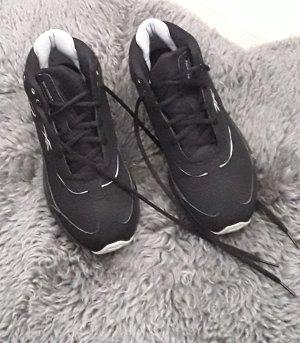 Reebok Lace Shoes black