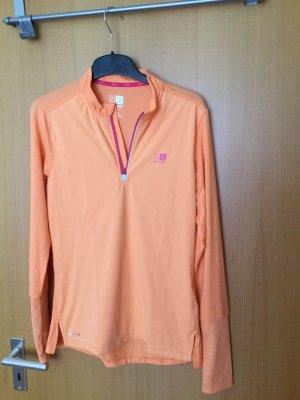 Laufshirt/Sportshirt, apricot