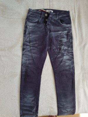Cm Laufsteg Jeans boyfriend grigio scuro