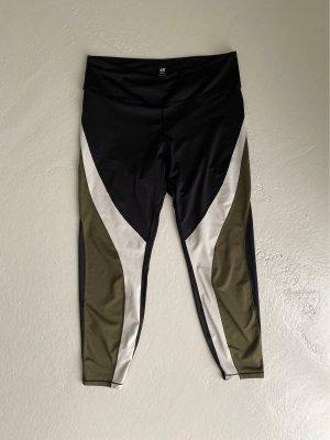 H&M Pantalon de sport multicolore