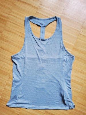 Adidas Camisa deportiva azul bebé