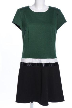 A-Linien Kleid mehrfarbig Business-Look