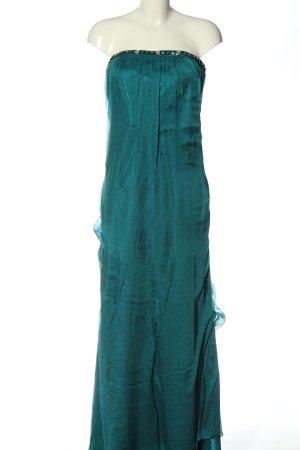 Laundry by Shelli Segal Abendkleid grün Glanz-Optik