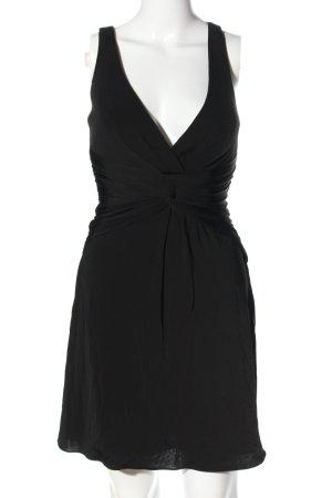 Laundry by Shelli Segal Minikleid schwarz abstraktes Muster Elegant