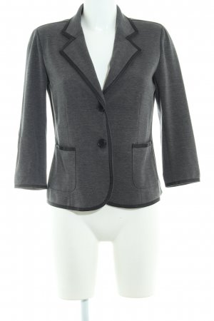 Laundry by Shelli Segal Sweatblazer dunkelgrau Business-Look