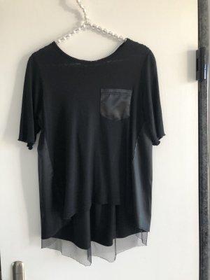 Laundry Industry Camicia a tunica nero