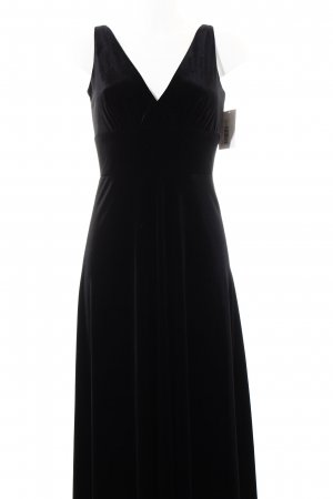 Laura Ashley Abendkleid schwarz Elegant
