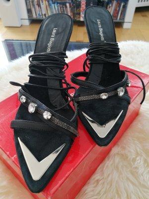 Laura Biagiotti High Heels, schwarz