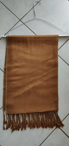 Laura biagiotti Fringed Scarf brown