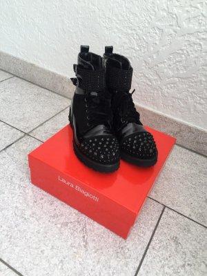 Laura biagiotti Halfhoge laarzen zwart