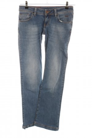 Laura Boot Cut Jeans blau Casual-Look