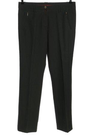 Laura di Sarpi Pantalón de pinza negro estilo «business»
