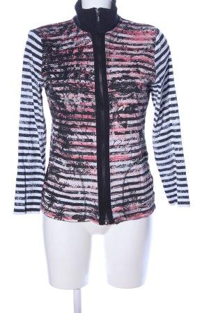 Laura di Sarpi Veste chemise motif abstrait style décontracté