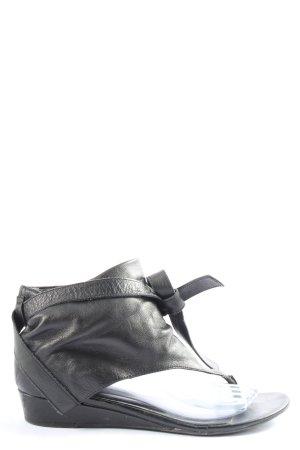 Laura Sandalo Dianette nero stile casual