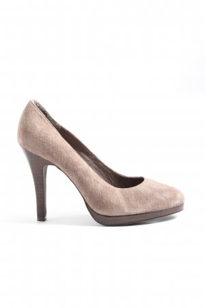Laura High Heels braun Casual-Look