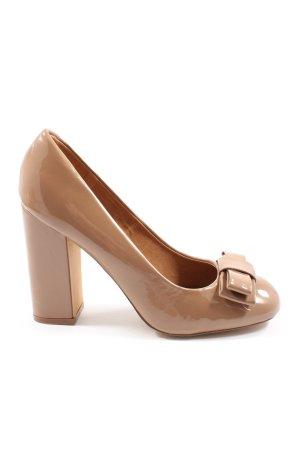 Laura High Heels nude Casual-Look