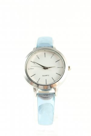 Laura Kent Analog Watch light grey-turquoise business style