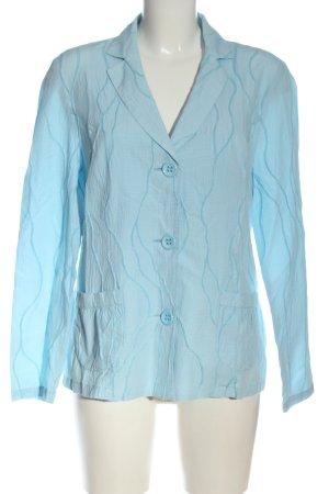 Laura Kent Klassischer Blazer blu stile casual