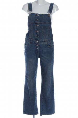 Laura Kent Dungarees blue casual look