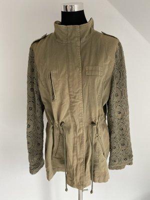 Laura Short Jacket khaki